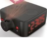 radio-reveil projecteur poss rp100b
