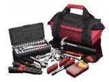 sac textile 30 outils et 61 accessoires