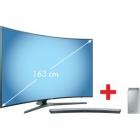 samsung - lensemble televiseur led 4k la barre de son 2