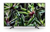 sony tv led 4k uhd 139 cm - kd55xg7005 - noir