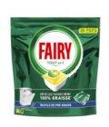 tablette lave-vaisselle tout en 1 citron fairy