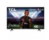 tcl tv led 4k hdr 126 cm 50p611 - noir