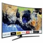 televiseur led 4k 138 cm samsung ue55mu6655uxxc