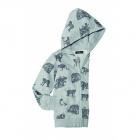 tex - sweat-shirt zippe