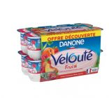 yaourt aux fruits brasse veloute fruix