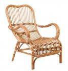 bandung fauteuil lounge naturel