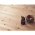 plancher pin brut 200 x 155 cm