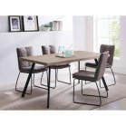 photo HECTOR TABLE A MANGER 6 PERSONNES - SOLDES HIVER 2020