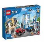 lego city 60246 le commissariat de police