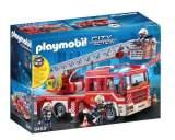 playmobil 9463 - city action camion de pompiers