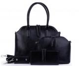 set de sacs noir
