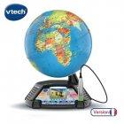 vtech - genius xl - globe video interactif