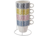 4 mugs cocoon support