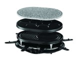 appareil a raclette multifonctions 8 personnes russell hobbs