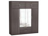 armoire 8 portes 2 tiroirs pluton
