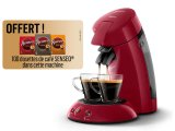 cafetiere portionnee senseo philips hd6554/94