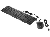 combo clavier/souris hp pavilion wired keyboard and mouse 400