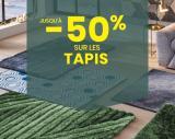 photo Conforama jusqu'à -50% sur les tapis