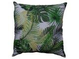 coussin green tropical dream 40 x 40 cm