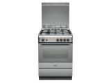 cuisiniere a gaz 60 cm hotpoint h6ggc1ex/fr