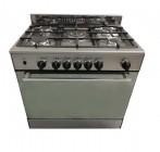 cuisiniere gaz 80 cm triomph tf85gxc