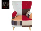fauteuil arlequin