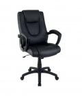 fauteuil de bureau sam coloris noir