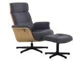 fauteuil de relaxation repose-pieds seattle