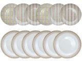 gamme ayanna service 12 pieces