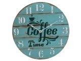 horloge coffee o 34 cm