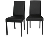 lot de 2 chaises elsa