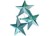 lot de 3 etoiles star