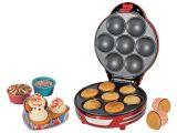 machine a cupcakes / muffins ariete 0188