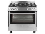 maxi cuisiniere 90 cm beko gm15121dx