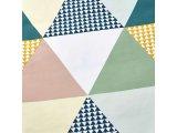 parure triangle 240 x 220 cm