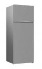 refrigerateur 2 portes beko crdse437k20xb