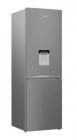 refrigerateur combine congelateur en bas beko crcse343k20dxb