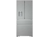 refrigerateur multiportes hisense rf540n4swi1