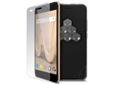smartphone 5 quad core wiko pack harry gold folio verre trempe