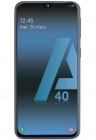 photo Smartphone SAMSUNG A40 NOIR