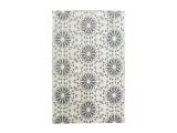 tapis rosace 120x170 cm