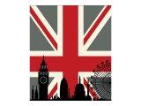 tapis uk flag building 120 x 170 cm