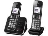 telephone fixe sans fil repondeur panasonic duo rep tgd322
