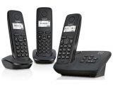 telephone residentiel gigaset trio repondeur