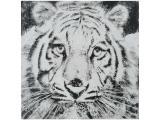 toile mufasa 100 x 100 cm