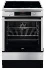 cuisiniere induction aeg cib6670apm steam bake inox