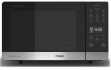 micro ondes combine whirlpool cmcp34r9 bl chef plus