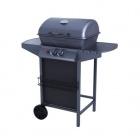 barbecue gaz sylverstyle 2 brucircleurs