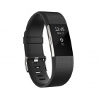 bracelet d039activiteacute fitbit charge 2 taille l