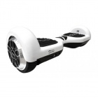 hoverboard 65quot fiat 500 blanc